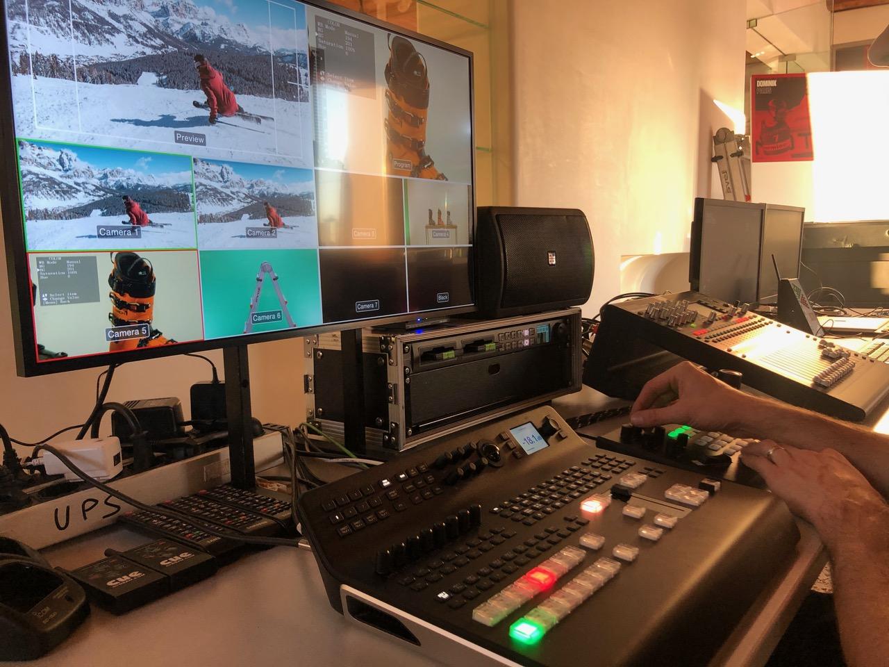 Tecnica Group sceglie Pixel per i suoi streaming